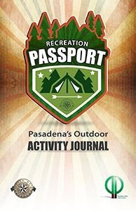 Recreation Passport Activity Journal (PDF)